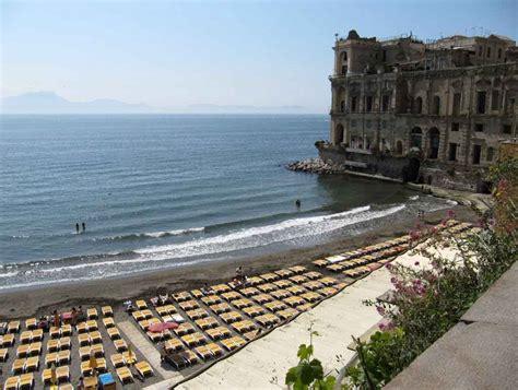 bagno posillipo le pi 249 spiagge di napoli hotel europeo napoli