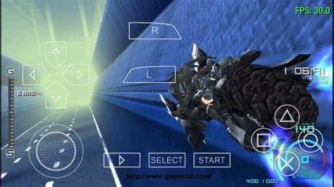 format game psp black rock shooter iso psp android gapmod com appmod