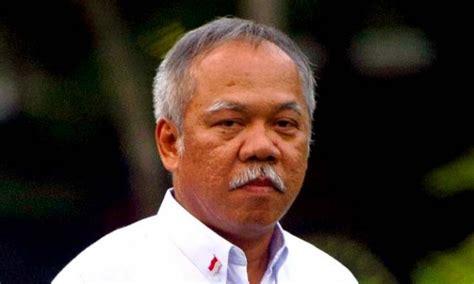 biodata menteri jokowi profil biodata basuki hadi muljono menteri pekerjaan
