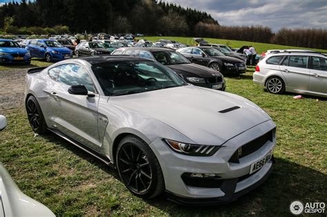 ford mustang shelby gt 350 2017 14 april 2017 autogespot