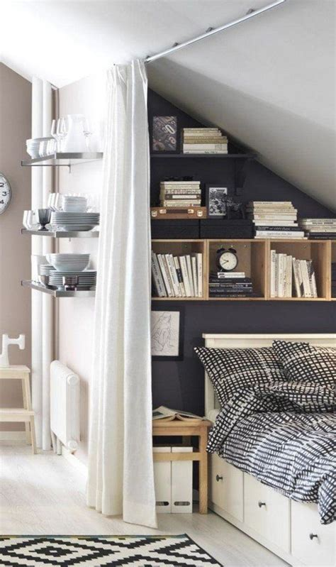 What Is Considered A Small Bedroom by The 25 Best Angled Ceiling Bedroom Ideas On