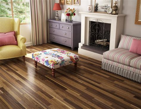 Hardwood Flooring at it's best   Preverco!   Town