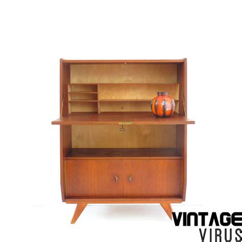 bureau secretaire antique vintage secretaire bureau dressoirkast vintage virus