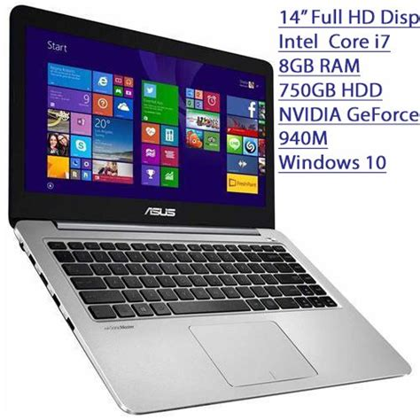 Lcd Laptop Asus 14 Inchi asus 14 inch laptop asus 14 inch notebook