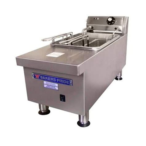 bakers pride hdef 15s 15 lb electric commercial