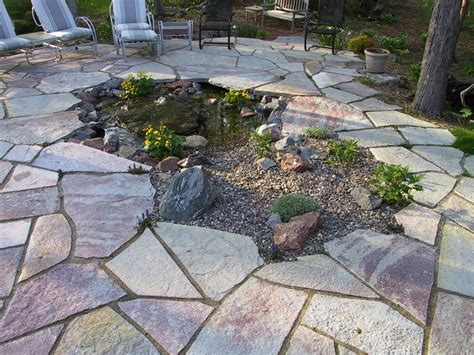 decor of patio water features patio decorating photos 30