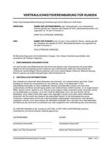 Lebenslauf Muster Juristen Vertraulichkeitsvereinbarung Muster Nda Muster Fr Eine Vertraulichkeitsvereinbarung Die Data