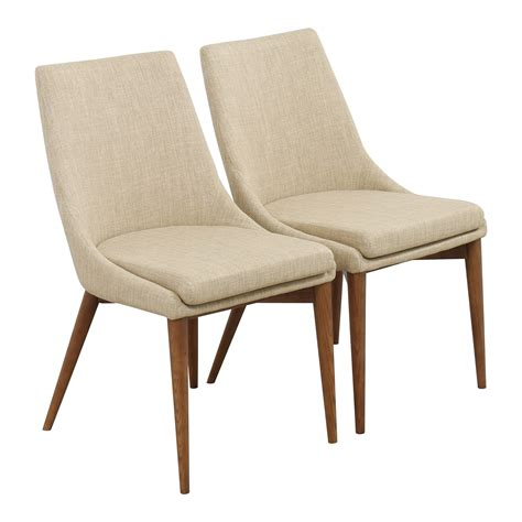 Inmod Chair by 72 Inmod Inmod Beige Calais Side Chairs Chairs