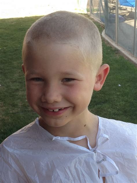 toddler boy buzz cuts parenting with peer review nit picking on mother s day