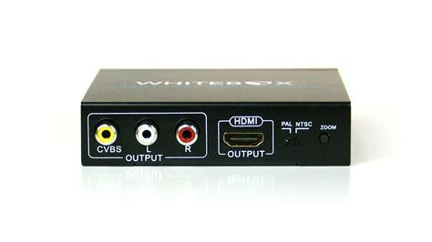 Hdmi To Av Hdmi Converter From Whitebox | hdmi to av hdmi converter from whitebox