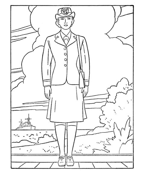 usa printables armed forces day coloring pages navy