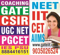 Pgcet Mba Coaching Centres In Bangalore by Gate Indian Institute Of Tutorials On Coaching