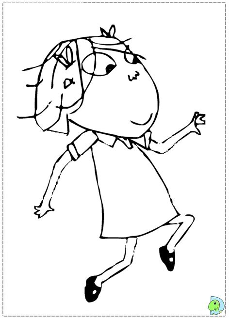 Lola Coloring Pages and lola coloring pages az coloring pages