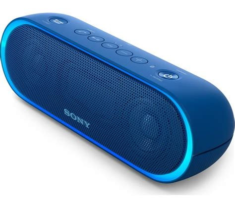 Sony Srs Xb20 Black buy sony srs xb20 portable bluetooth wireless speaker