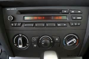 Bmw Stereo 6 2 Quot Bmw 1 Series E81 E82 E88 Cutsom Headunit