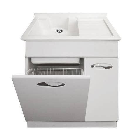 luxus wall hung laundry cabinet 850 the sink warehouse