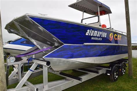 aluminium catamaran yacht used aluminium power catamaran for sale boats for sale