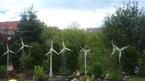 windkraftanlage garten windkraftanlage selbstgemacht hansebubeforum