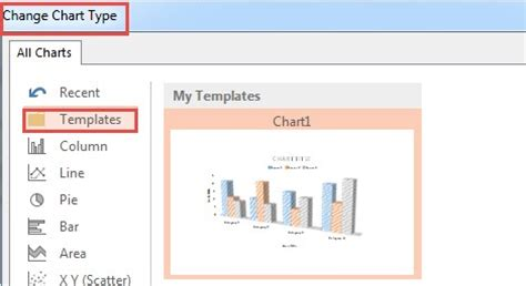 how to create chart templates in powerpoint 2013 free
