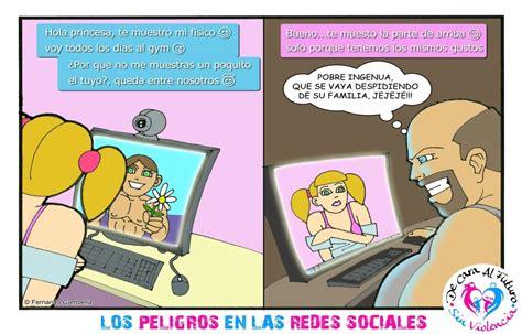 imagenes de redes sociales para colorear peligro en las redes sociales