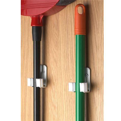 Murah Handle Set Mop Original new broom mop hanging wall hook handle organizer