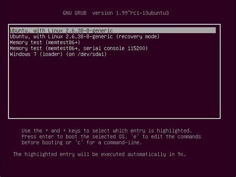 ayuda eliminar ubuntu 11 10 dual boot de windows 7 taringa