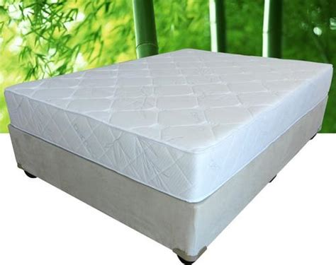 Bamboo Memory Foam Mattress Beds Ergorest Bamboo Visco Elastic Memory Foam Mattress Deluxe Was Sold For R1 600 00 On 15