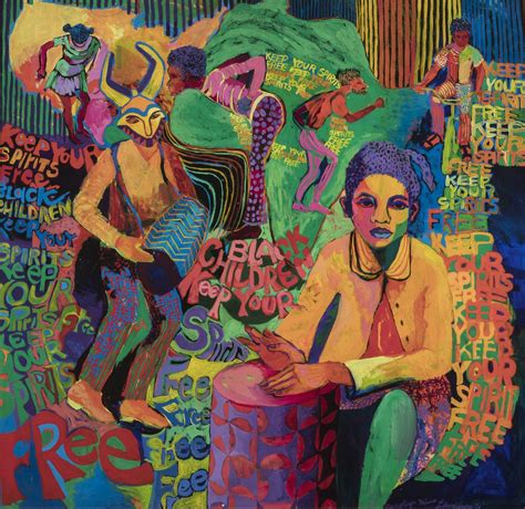 themes of the black arts movement summer s best art museum exhibits london paris nyc sf