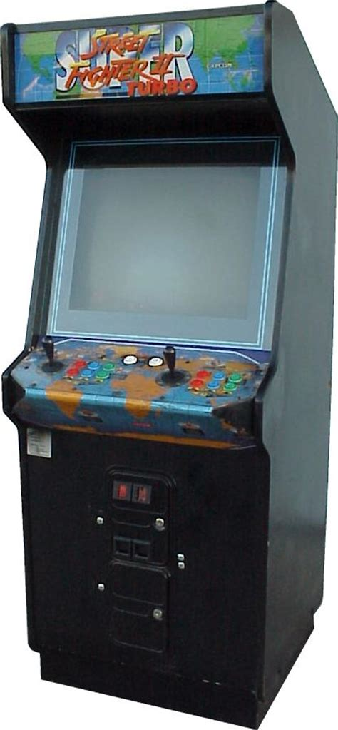 fighter ii turbo videogame by capcom
