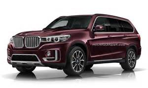 Bmw X7 2017 2017 Bmw X7 Suv Series Release Date And Price Newest
