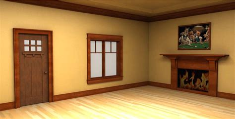 Craftsman Style Molding 25 Best Craftsman Style Trim Wallpaper Cool Hd