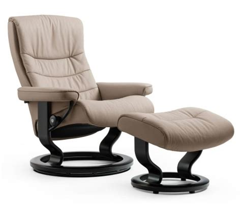 best stressless recliner stressless nordic classic recliner ottoman from 2 595