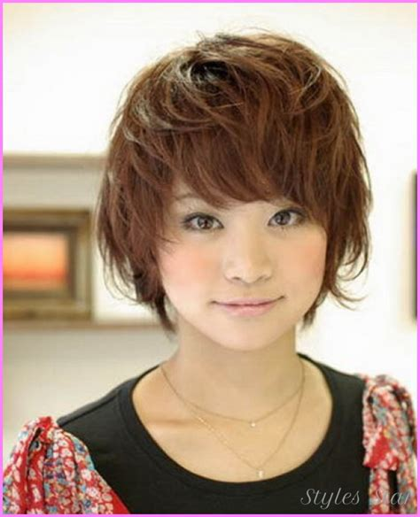 cute and stylish updos for medium hair hairstyles 2017 girl haircuts short with bangs stylesstar com