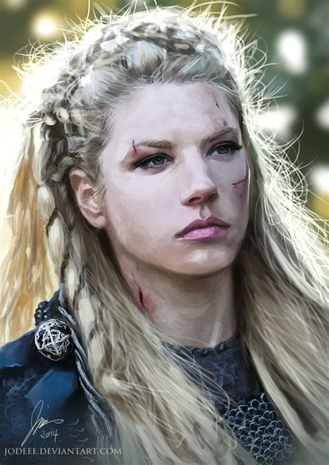 lagertha hair styles lagertha speed painting by jodeee deviantart com on