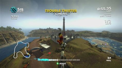 xbox 360 motocross madness motocross madness xbox 360 xbla review cogconnected