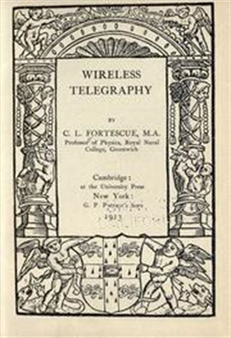 wireless telegraphy classic reprint books wireless telegraphy 1913 edition open library
