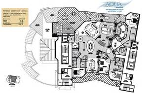 aqua at pelican isle the plantation loft penthouse floor plans floor plan