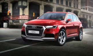 Audi Q5 2016 2016 Audi Q5 Coming In Mid 2016 Rendering