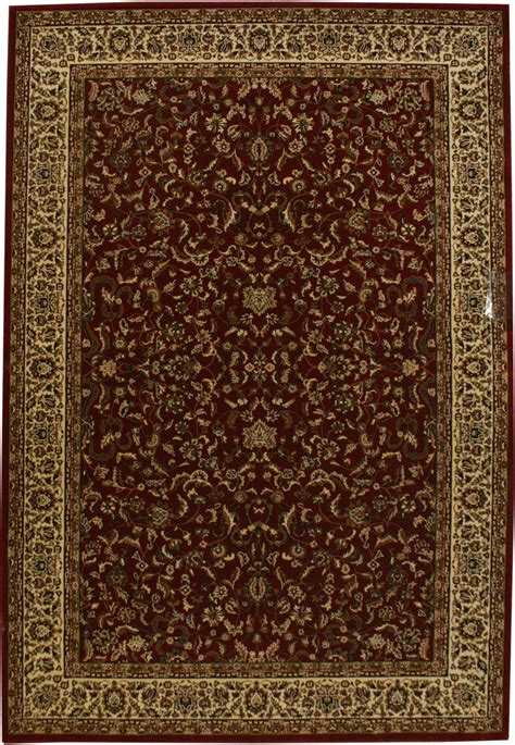 World Wo01 Red Rug World Rugs