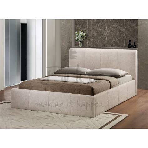 kingsize ottoman birlea furniture brooklyn fabric kingsize ottoman bed in