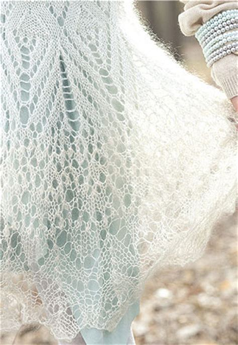lace scarf knitting pattern mohair knitting patterns for artyarns silk mohair knitting yarn