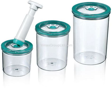 Loopy Vacuum Saver food saver containers food storage containers vacuum saver food loop threepoint set the