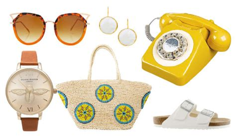 8 Retro Inspired Accessories by Retro Accessories From Debenhams Oliver Bonas And More
