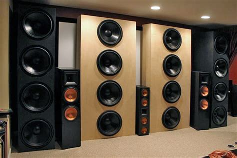 home theater of the month popalock s quot bassment quot big
