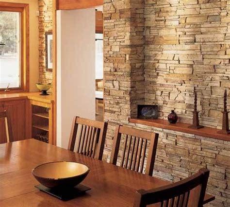 interiores de piedra las 25 mejores ideas sobre revestimiento de piedra en