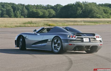 koenigsegg road 100 first koenigsegg ever made revealed this is the