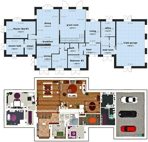 projet de maison en 3d f 233 vrier homebyme