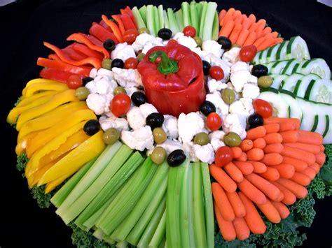 Veggie By Veggie veggie tray