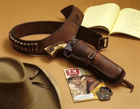 matt dillon western gunsmoke cbs tv matt dillon s pistol holster rig