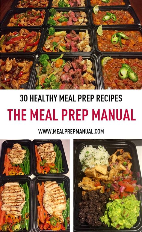 healthy meal prep time saving plans to prep and portion your weekly meals books best 25 meal prep to gain weight ideas on